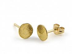Latham & Neve Collections - Ripple - Ripple Stud gold
