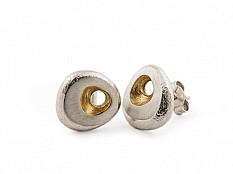 Latham & Neve Collections - Rock - Rock stud earrings
