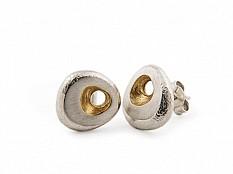 Latham & Neve Collections - Rock - Rock stud earrings