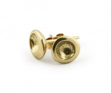 Latham & Neve collections - coco - coco-stud-earrings-small-in-18ct-gold