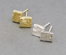 Latham & Neve Collections - Spira - Dune Stud Earrings Small