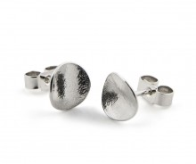 Latham & Neve Collections - Ripple Pebble - Honesty Studs Small