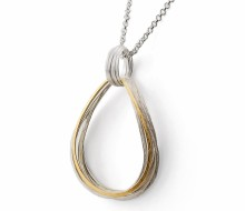 Latham & Neve Collections - Fig - Lux Fig Multi Pendant With Gold