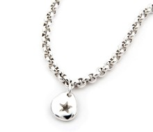 Latham & Neve Collections - Pebble - Pebble Star Necklace