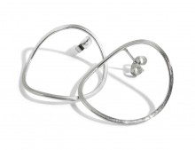 Latham & Neve Collections - Halo - Total Honesty Hoop Earrings