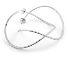 Latham & Neve Collections - Gyra - Total Honesty Hoop Earrings large